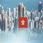 홍콩,중국,자산,달러,부동산,홍콩보안법