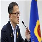 회장,김원웅,청산,박주민