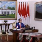 인도네시아,대통령,조코위,경제성장률,코로나19,정부