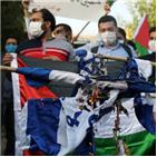 이란,관계,이스라엘,중동,로하니,대통령
