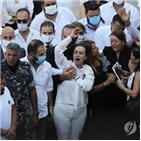 레바논,코로나19,폭발,봉쇄,참사,확진,급증