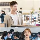 청춘,청춘기록,사혜준,만남,박보검,박소담