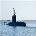 잠수함,핵추진,핵잠수함,동해,건조,이상,북한,중국