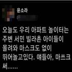윤소라,아이
