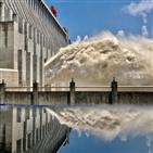 홍수,초당,이재민