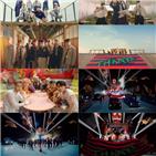 에이티즈,땡스,공개,뮤직비디오