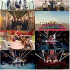 땡스,에이티즈,뮤직비디오,공개,토요일,스쿨버스