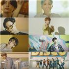 뮤직비디오,공개,39dynamite,세계