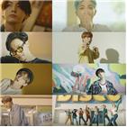 뮤직비디오,공개,세계,장면