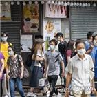 홍콩,사회적,거리두기,완화,코로나19,금지