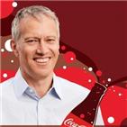 코카콜라,퀸시,실적,브랜드,코로나19,탄산음료,시장,미국,매출,가장