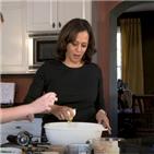 여성,해리스,요리,대한,정치인,후보,미국,민주당