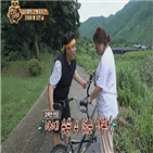 자전거,문세윤,김준현