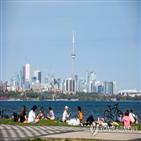 캐나다,해외여행객