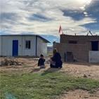 티베트,지역,기자,유목민
