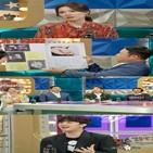 하희라,아들,박보검,수종,라디오스타,천둥