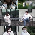 김용건,황신혜,아들,커플,데이트,시간
