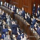 총리,내각,아베,스가,각료,일본,의원,중의원,자리,지명선거