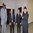 김정은,드먼,트럼프,대통령