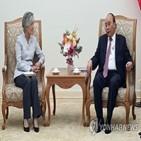 베트남,장관,방문,협력,논의