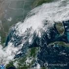 폭풍,미국,베타,열대성,허리케인