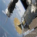 회피기동,파편,우주비행사,러시아