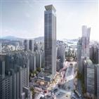 삼성물산,부산,초고층,예정,오피스,스마트,빌딩,스마트빌리지