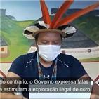원주민,브라질,야노마미,코로나19,정부