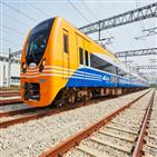 직통열차,차량,공항철도