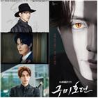 이동욱,구미호,캐릭터,저승사자,도깨비,연기,남자