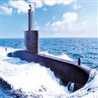 잠수함,개발,추진,계획,장사정포,전력,북한,탑재,설계,한국형