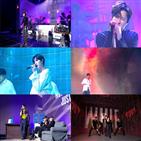 우즈,무대,콘서트,영상