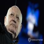 대통령,고르바초프,미국,수준