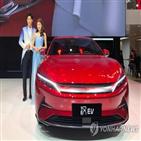 중국,모터쇼,코로나19,시장,전기차,베이징,브랜드