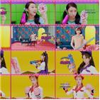쪼꼬미,우주소녀,매력,유닛,멤버