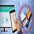 신용대출,대면,은행,금리,대출,금액,기준,신규,비중,상품