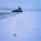 쇄빙선,러시아,추진,북극