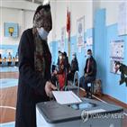 키르기스스탄,선거,정당,총선