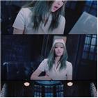 간호사,뮤직비디오,블랙핑크,장면