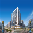 센트럴비즈파크,지식산업센터