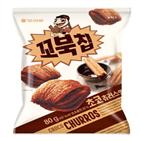편의점,출시,북칩,초코츄러스맛