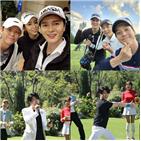 골프,신인선,러브샷,방송,출연,예정