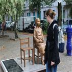 소녀상,철거,문제,독일,베를린,비문,내용,일본