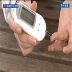 혈당,시장,측정,연속혈당측정기,환자,당뇨병