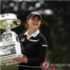 김세영,우승,박인비,파4,버디,메이저,투어