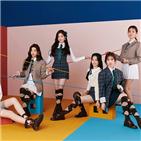 위클리,데뷔,지그재그,걸그룹,신곡,성장