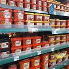 고추장,국제식품규격,곶감,채택