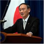 일본,정부,한국,스가