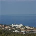 레바논,회담,이스라엘,중재,미국,시작