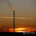 메탄,배출,가스,급증,케이로스,시설,석유